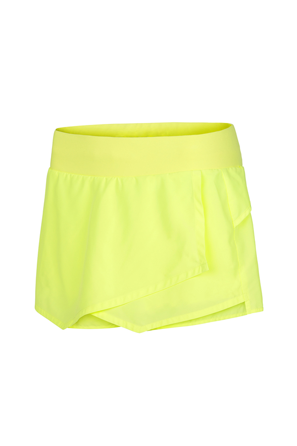 Splits Run ShortNeon Lemon Sorbet