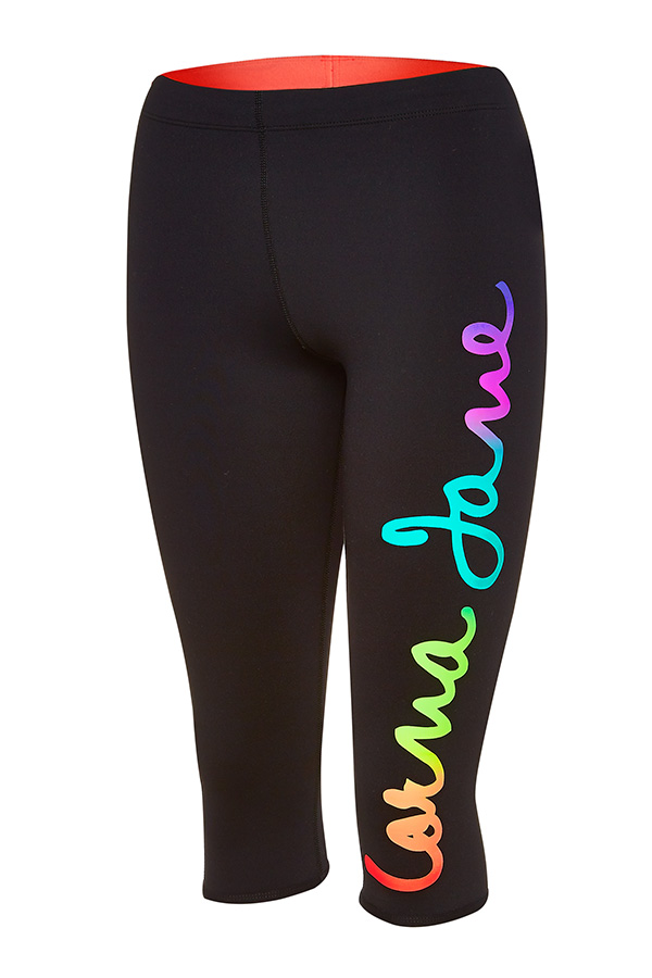 [로나제인]Lorna Jane Spectrum 3/4 TightBlack