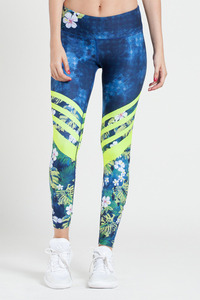 WITH Women Sublimated Leggings Mahalo