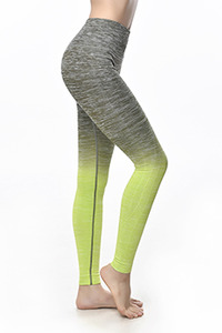 ITZON LONG LEGGING ARMYGREEN+ORANGE