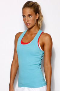 String Tank - Hawaii Blue